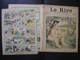 1901 LE RIRE Journal De Dessins Satiriques N° 348 Du 6 Juillet - Books, Magazines, Comics
