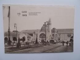GENT- WERELDTENTOONSTELLING 1913 - La Galerie Des Machines, Machinengalerij, Machinen Galerie -  NO REPRO - Gent