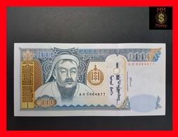 MONGOLIA 1.000 1000 Tugrik 2003 P. 67 UNC - Mongolia