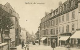57 SARREBOURG  / Langestrasse  / - Sarrebourg
