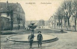 57 SARREBOURG  / Freiheitplatz  / - Sarrebourg