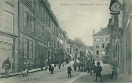 57 SARREBOURG  / Langestrasse  Grand'rue / - Sarrebourg