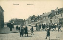 57 SARREBOURG  / Marktplatz  / - Sarrebourg
