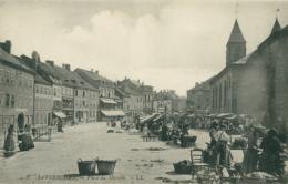 57 SARREBOURG  / Place Du Marché /  BELLE CARTE - Sarrebourg