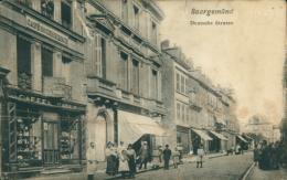 57 SARREGUEMINES  / Deutsche Strasse  / - Sarreguemines