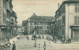 57 SARREGUEMINES   / Place Du Marché  / - Sarreguemines