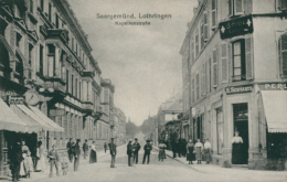 57 SARREGUEMINES   / Kapellenstrasse / - Sarreguemines