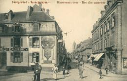 57 SARREGUEMINES   / Rue Des Casernes / - Sarreguemines
