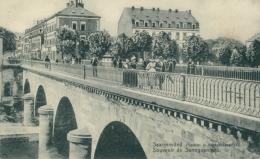 57 SARREGUEMINES   / Postamt  U. Neubrückenstrasse / - Sarreguemines