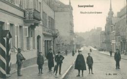 57 SARREGUEMINES   / Neubrückenstrasse /  BELLE CARTE - Sarreguemines