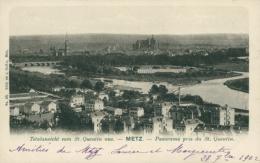 57 SAINT QUENTIN   / Panorama Pris Du Saint Quentin / - Autres Communes