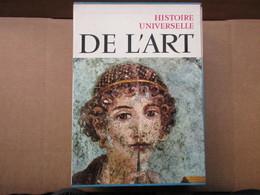 """Histoire Universelle De L'Art """"Tome 1.2 Et 3"""" / éditions Des Deux Coqs D'or De 1966 - Art"""
