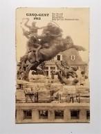 GENT- WERELDTENTOONSTELLING 1913 - ROS BAYARD , Jules BLATON  - BAYARD Rock (?)  -  NO REPRO - Gent