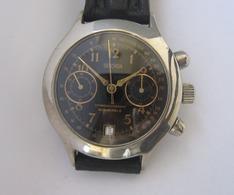 USSR Russian Sekonda Chronograph Cal.3133 42mm 23 Jewels. - Watches: Jewels