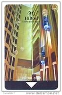 Hilton Colon Guayaquil Hotel, Ecuador, Used, Magnetic Hotel Room Key Card, #  Hilton-73 - Hotel Keycards