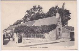 45 LA NIVELLE MEUNG Sur LOIRE Le Vert Galant Enseigne Café ,tabac ,épicerie - Autres Communes