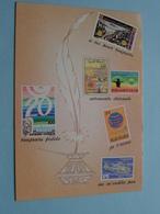 Liège - LIEGE ( 5-7-1979 LIEGE Stamp / Zie Foto's ) ! - Timbres (représentations)