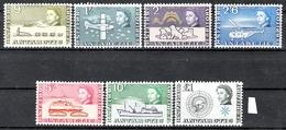 British Antarctic Territory 1963 Definitives MNH CV £184 (2 Scans) - British Antarctic Territory  (BAT)
