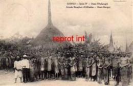 Congo - Village - Armée Bougbou D'Allindao - Haut Bangui > Afrique > Centrafricaine (République) - Central African Republic