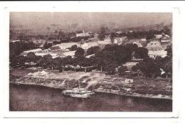 BANGUI Oubangui Chari - Les Colonies Françaises - Vue Aérienne Années 50 - Maurice BALARD éditeur - Central African Republic