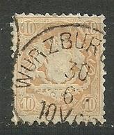 Bayern, Nr. 29 Ya, Gestempelt - Bavière