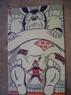 CPM  The Beano Comic  Biffo The Bear & Tom Thumb 1954 James Crighton - Comics