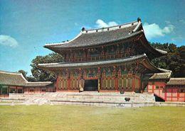 1 AK Südkorea * Palast Changdeokgung Ein Königspalast In Seoul - Erbaut 1405 - 1412 Und Seit 1997 UNESCO Weltkulturerbe - Korea, South