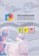 Korea (South) 3002 Philakorea 2002 Presentation Pack ** Mnh (F7342) - Korea, South
