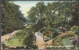 The Botanical Gardens, Sheffield, Yorkshire, C.1905 - Wrench Postcard - Sheffield