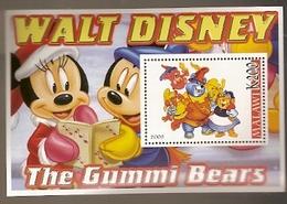 Malawi ** & Disney, The Gummi Bears 2006 (5446) - Malawi (1964-...)