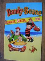 CPM  The Beano Comic  Dandy-Beano Summer Special 1963 Cover Art By Dudley Watkins Desperate Dan - Comics