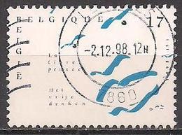 Belgien  (1998)  Mi.Nr.  2829  Gest. / Used  (7bc21) - Belgium