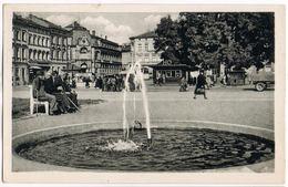 AK Meiningen, Partie Am Markt 1953 - Meiningen