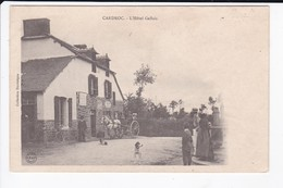CARDROC - L'HOTEL GALLAIS - 35 - Francia