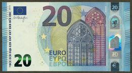 Portugal - 20 Euro - M004 I6 - Draghi - UNC - EURO