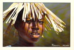 Afrique-CÔTE D'IVOIRE Jeune Fille YACOUBA (-MAURICE ASCANI 86) *PRIX FIXE - Ivory Coast