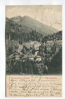Schwarzenberg - Anlagen    Badgastein - Postcards