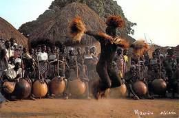 Afrique-CÔTE D'IVOIRE Le BOLOYE Danse Sacrée SENOUFO Village De NATIO KODABARA 'dance) (-MAURICE ASCANI 9) *PRIX FIXE - Ivory Coast