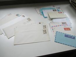 Europa Union Posten GA Karten / Umschläge Ca. 1980  - 1990er Jahre Ca. 70 Stück Ungebraucht. Lagerposten - Sammlungen (ohne Album)