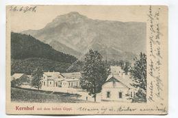 Kernhof Mit Dem Hohen Gippl. - Austria