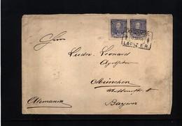Argentina Interesting Letter - Argentina