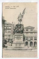 Praha,  Pomnik Radeckeho - Czech Republic