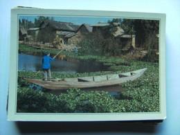 China Kumning With Boat - China