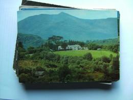 Ierland Ireland Kerry Mountains Glencar House Hotel - Kerry