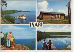 INARI MULTI VIEW SUOMEN LAPPI LAPLAND - Finlande