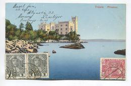 Trieste   Miramar - Trieste
