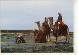 JORDAN WADI RUM VALLEY OF THE MOON DESERT BEDOUIN - Jordanie