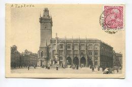 Praha - Magistrata Domo - Czech Republic