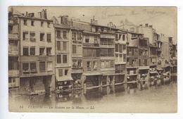 CPA Verdun Les Maisons Sur La Meuse 14 - Verdun