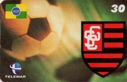 TARJETA TELEFONICA DE BRASIL (FUTBOL, GUARANY SPORTING CLUB, 06/2000). (501) - Brasil